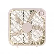 pelonis fan with remote shop pelonis 20 in 3 speed box fan at lowes com