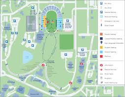 Utk Map Home Commencement