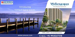 waterscape floor plan omaxe waterscapes call 91 9958959555 sarthak estates