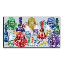 new years kits the gem new years party kit for 50 party supplies canada