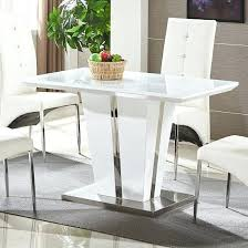 small glass kitchen table small marble dining table glass dining table small in white gloss