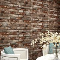 red brick effect wallpaper price comparison buy cheapest red