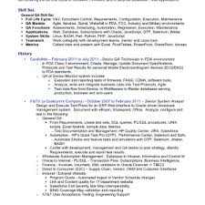 Sqa Resume Sample Classy Design Ideas Qa Tester Resume 13 Qa Software Tester Resume