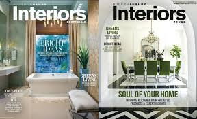best home interior design magazines best us interior design magazines featuring koket in 2016 news