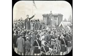 lincoln the primitive communicator what he can teach modern