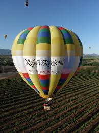 air balloon ride robert renzoni temecula winery temecula
