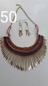 jewelry designs necklace sets images Designer western necklace set at rs 50 piece designer necklace jpg