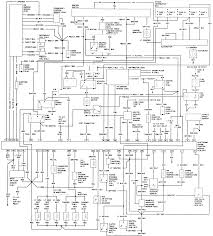 radio wiring diagram 1997 ford explorer and schematic also ranger