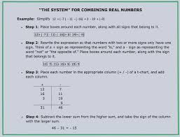 homework help adding and subtracting integers