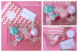 posh gifts washcloth candy u0026 push pops posh little designs