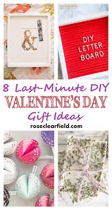 diy s day gifts for last minute diy s day gift ideas clearfield