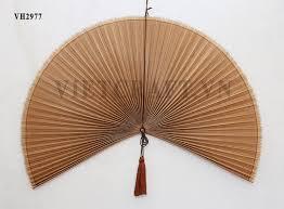 bamboo fan bamboo fan decorative large bamboo fan