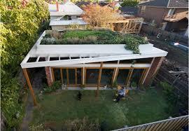 brick house an australian architect u0027s simple brick house with impressive green
