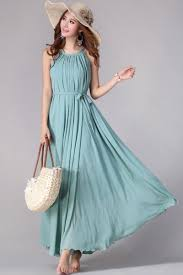 chiffon maxi dress boho sleeveless chiffon maxi dress oasap