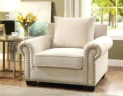 chairs chairs with nailhead trim contemporary shelter back chair