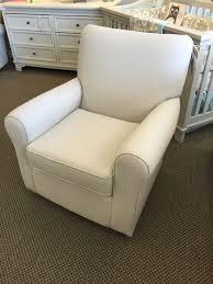 Swivel Glider Chairs by Best Chairs Hagen Swivel Glider In Platinum 25583 Stock 246669