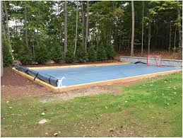 backyards charming three tips for keeping your backyard rink