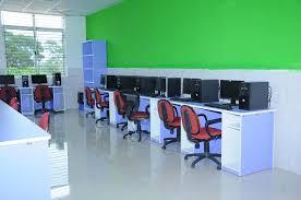 Computer Lab Interior Design Computer Lab Mount Litera Zee Mysore