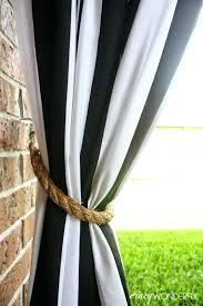 Rope Curtain Tie Back Curtains With Tiebacks Magnetic Curtain Tie Backs Uk Pictures