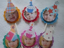personalized cupcake toppers cupcake toppers