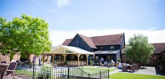 exclusive use barn wedding venue in hertfordshire