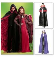 Vampire Cape Free Sewing Pattern How To Sew A Vampire Cape Vampire Cape