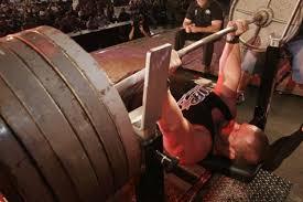 Bench Press Raw Record Q U0026a With World Record Bench Presser Jeremy Hoornstra Fit World Blog