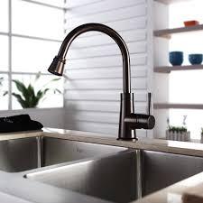Kraus Kitchen Faucets Kraus Khf20333kpf2220ksd30orb 33 Inch Farmhouse Double Bowl