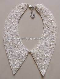 white collar necklace images White collar necklace buy white collar necklace beaded collar jpg