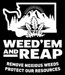 Edd Maps Washington State Noxious Weed Control Board