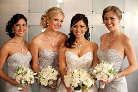 wedding makeup bridesmaid of bridal beauty by aradia who is the coordinating