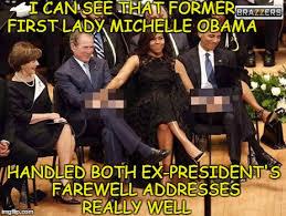 Not Bad Meme Obama - obama with wife not bad imgflip