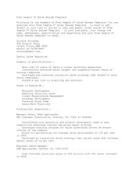 examples of sales resumes sales associate resume sample good