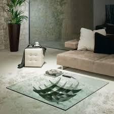 design glastisch designer couchtisch der wohnzimmertisch als blickfang