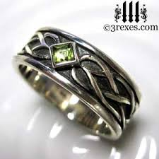 celtic rings wedding images Celtic knot silver soul ring 925 sterling silver jpg