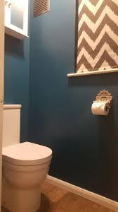 Dark Teal Bathroom Rugs by Dark Teal Cloakroom Toilet The Paint Is Dulux