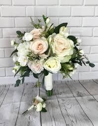 wedding flowers eucalyptus blush wedding bouquet bridal bouquet blush wedding flowers boho