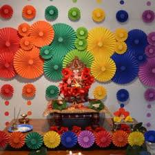 temple decoration ideas for home 25 incredible ganesh chaturthi decoration idea pictures and images