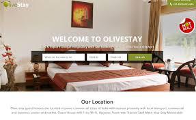 Interior Design Websites In India Real Estate Portal Portfolio Template For Website Ecommerce