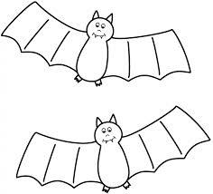 halloween bats bat color page bat coloring page printable free bat