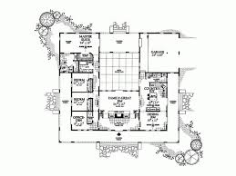 U Shaped House Plans With Pool In Middle Best 20 Square House Floor Plans Ideas On Pinterest Square