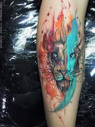 27 best lion water tattoo images on pinterest tattoo a lion and
