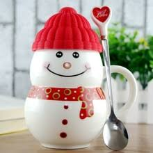 Gift Mugs With Candy Popular Snowman Mugs Buy Cheap Snowman Mugs Lots From China