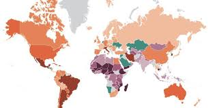 World Crime Rate Map by Brazil Isn U0027t The Only Country With A Startlingly High C Section