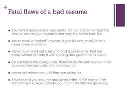 Bad Resume Samples by Resume Writing For Fresh Graduates
