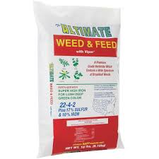 deep silo builder ultimate weed u0026 feed lawn fertilizer with weed killer 131 do
