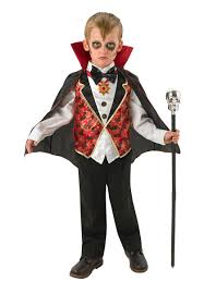 kids dracula costume vampire fancy dress for children escapade uk