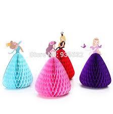 aliexpress com buy 8pcs lot 3d dancing princess paper crafts art