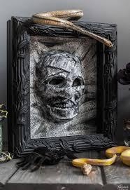 dollar store halloween mummy decor hometalk