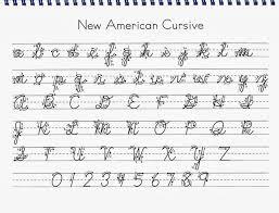 all worksheets cursive writing alphabet worksheets free